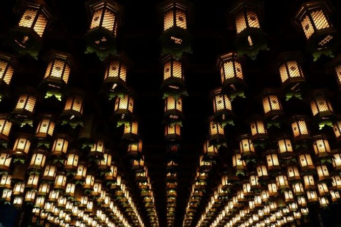 Le temple Daiganji photo blog tour du monde japon miyajima https://yoytourdumonde.fr