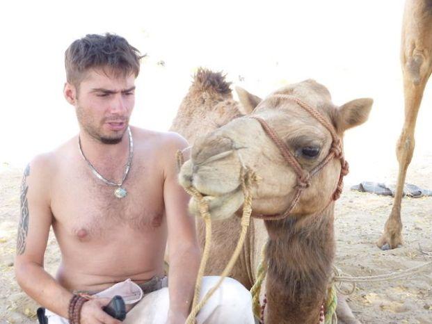 Photo desert de thar blog voyage tour du monde https://yoytourdumonde.fr
