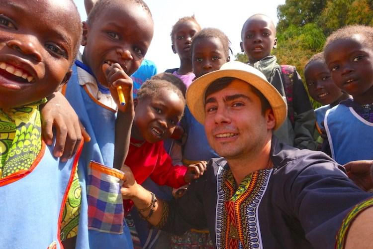 Sénégal casamance ecole photo blog voyage tour du monde https://yoytourdumonde.fr
