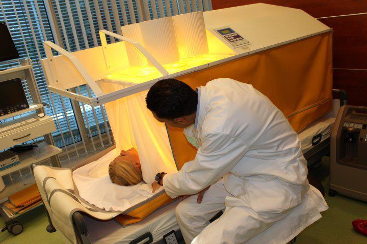 Υπερθερμία: Η αβλαβής αντικαρκινική θεραπεία Ολοσωματική υπερθερμία