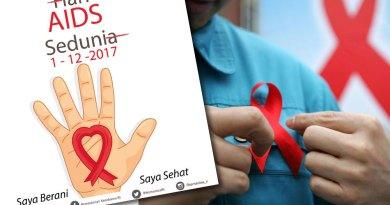 Asal Muasal Lambang Pita Merah Peduli AIDS