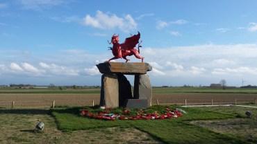 Welsh National Memorial Park (Langemark-Poelkapelle) ©YRH2015