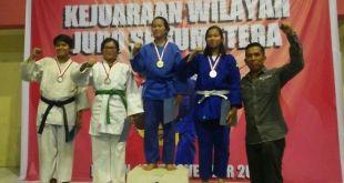 Siswa SMP dan SMA YPSA Bawa Pulang Medali di Kejuaraan Wilayah Judo se-Sumatera