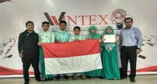 Kulit Jengkol Bawa Siswa-siswi SMP YPSA Meraih Medali Emas di Kancah Internasional