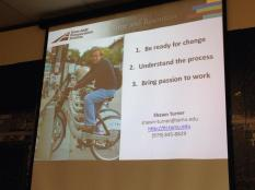 Shawn Turner's message on the future of transportation (if you don't care about bikes)