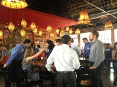 August 2013: Networking Happy Hour