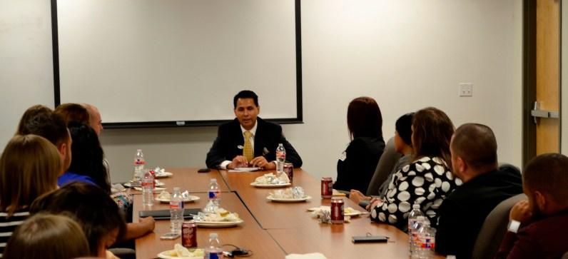 Assistant to the Mayor John-Michael Cortez.