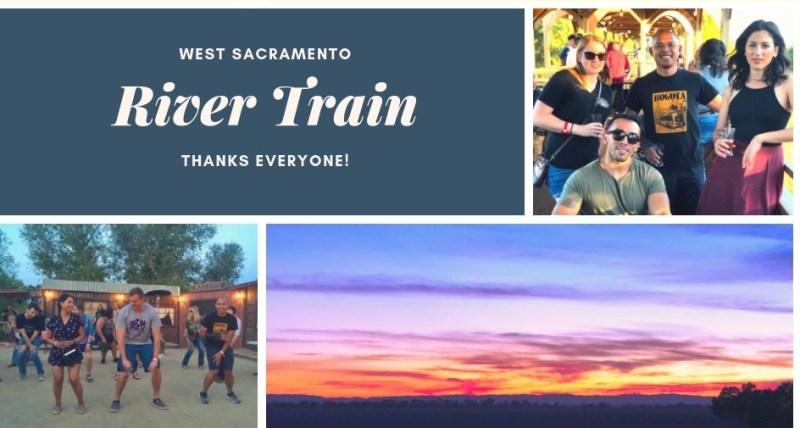 2018 beer train