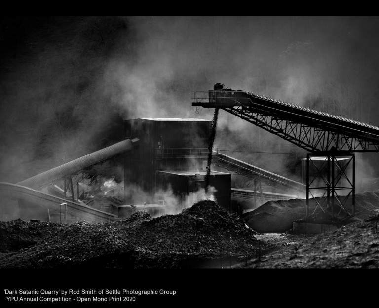 Settle Photographic Group_Rod Smith_Dark Satanic Quarry