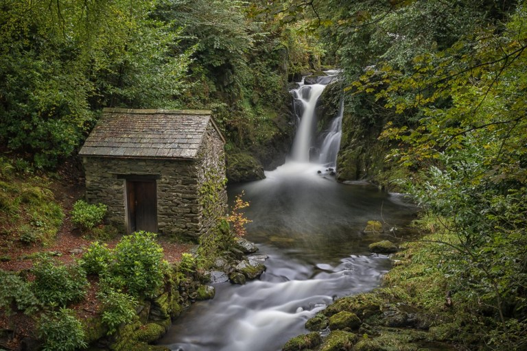 DONC17634_Carol Hall_The Grot at Rydal Falls