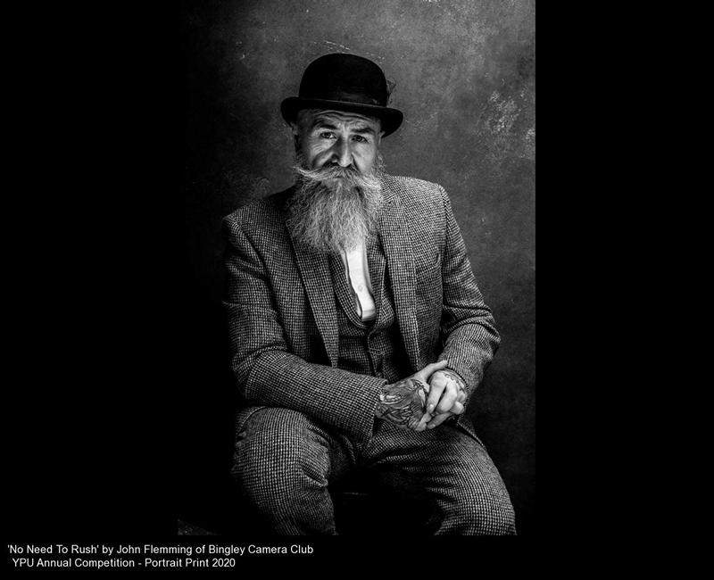 Bingley Camera Club_John Flemming_No Need To Rush