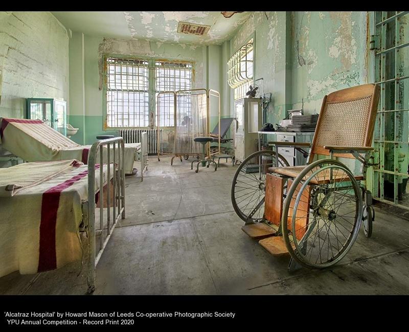 Leeds Co-operative Photographic Society_Howard Mason_Alcatraz Hospital