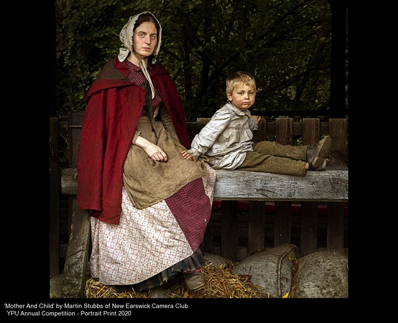 New Earswick Camera Club_Martin Stubbs_Mother And Child