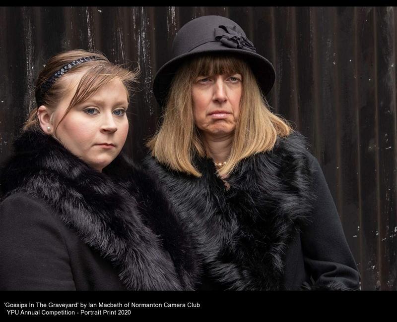 Normanton Camera Club_Ian Macbeth_Gossips In The Graveyard