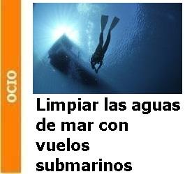 limpiarlasaguasdemarhaciendovuelossubmarinosportada-seccion-ocio-
