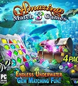 Amazing Match 3 Games - Volume 3