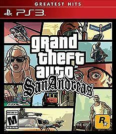 Grand Theft Auto: San Andreas (Greatest Hits) - PS3
