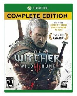 The Witcher 3: Wild Hunt Complete Edition - Xbox One