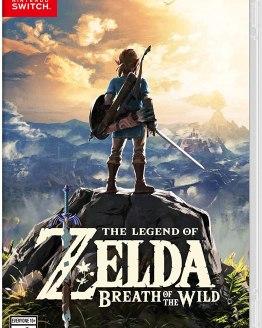 The Legend of Zelda: Breath of the Wild Swich