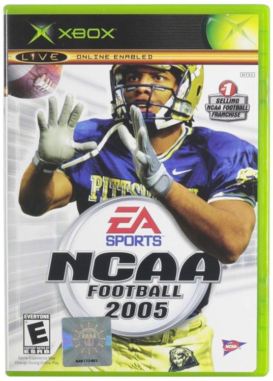 EA Sports NCAA Football 2005 Xbox
