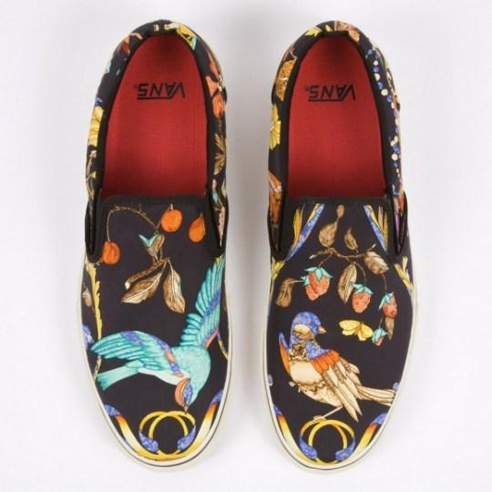 4898989483 e4a099d61f b 580x6441 - Hermès Custom Vans Slip-Ons