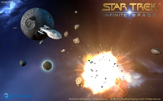 intrepid explosion asteroid 540x337 - Star Trek: Infinite Space