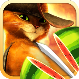 fnpib icon final - Game Review: Fruit Ninja; Puss in Boots