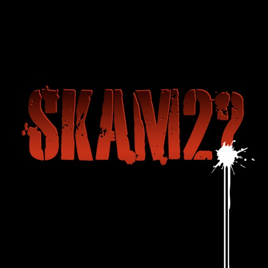 logo skam2 540x540 - SKAM2? & Tactical Skateboarding Present: Re+animated Cannibal