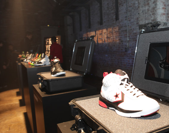 converse defcon pro leather 2k11 launch party recap 15 - CONVERSE Inc. Debuts Holida 2K11 Basketball Collection