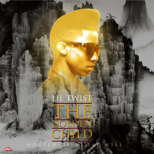 LILTWISTCOVER1 540x540 - Mixtape: Lil Twist - The Golden Child