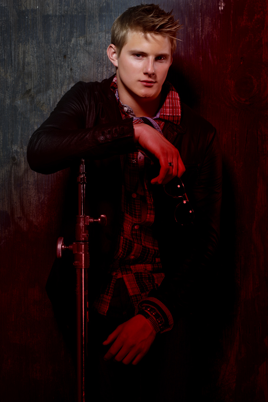 alex ludwig 7 - ALEXANDER LUDWIG - Color Me Cool