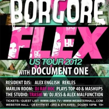 GetImage1 350x350 - Event Recap: Borgore - FLEX US Tour