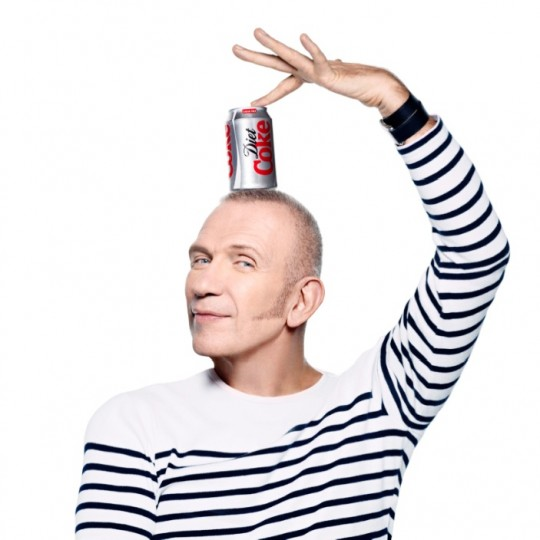 jean paul gaultier for diet coke 540x540 - Jean Paul Gaultier For Diet Coke