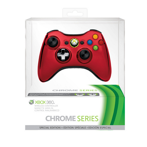 7039002789 c2f6be86bd - New Xbox 360 Chrome Controllers Coming in May