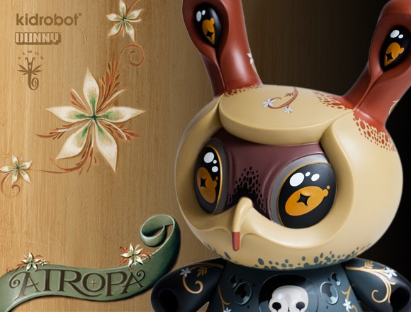 AtropaPP v2 - Jason Limon x Kidrobot Signing Tour