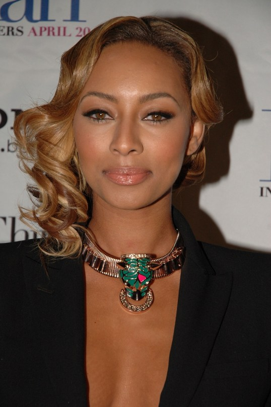 "Keri Hilson 2 rszd - ""Think Like a Man"" Makes Promotional Stop in NYC"