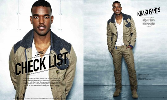 "Style Guide 540x324 - Video: Luke James - ""I Want You"""