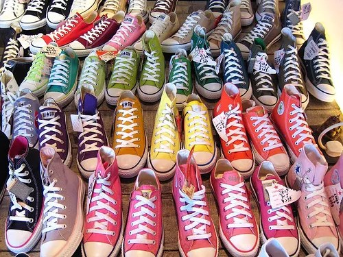 338029319 65e7484a80 - @Converse Chuck Taylor All-Stars- A history of the best sneaker of all time! by @JonnNubian #ChuckTaylor