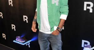 "Swizz Beatz on red carpet1 - YRB TV: Swizz Beatz for ""Reethym of Lite"""
