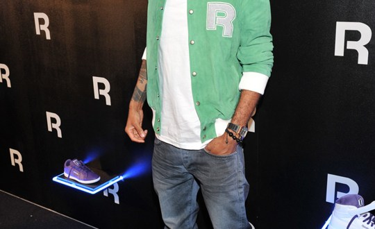 "Swizz Beatz on red carpet1 - YRB TV: Swizz Beatz for ""Reethym of Lite"""