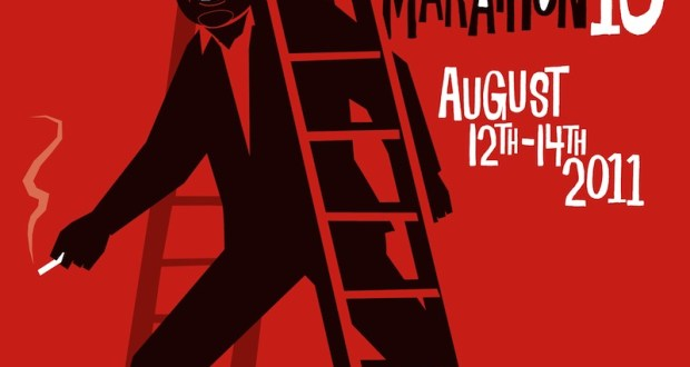 dcm13 ladder - Del Close Marathon at the Upright Citizens Brigade Theatre