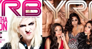 """s - Cover: The Girls Of The """"Jersey Shore"""" & Samantha Ronson"""