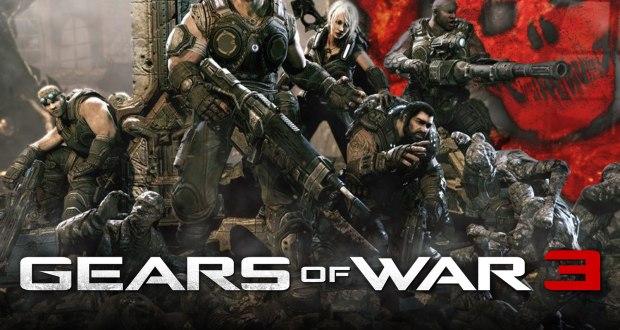 gears of war 3 wallpaper - Gears of War 3