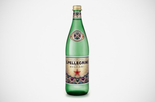san pellegrino bvlgari sparkling mineral water 1 - San Pellegrino x Bvlgari Collaboration