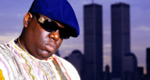 "Biggie Twin Towers image Chi Modu - Chi Modu Announces Exhibition in NYC ""Hip Hop - The Defining Years"""
