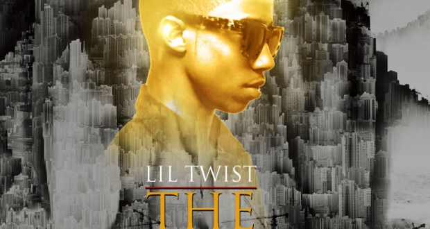 LILTWISTCOVER1 - Mixtape: Lil Twist - The Golden Child