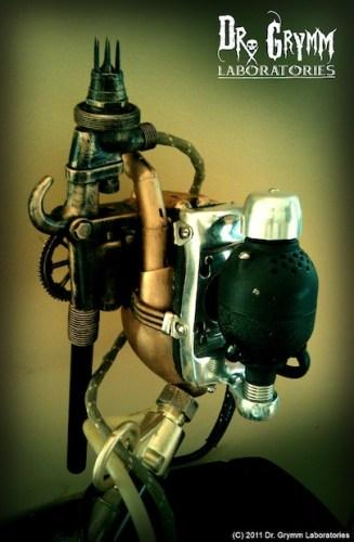 Mechanical Ink Manipulator 8 - YRB Interview: Dr. Grymm