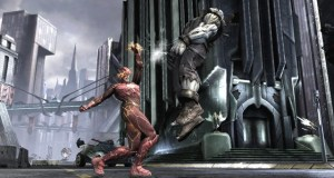 "Injustice Gods Among Us 2 - Watch Superman and Batman Beat People Up in ""Injustice: Gods Among Us"""