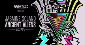 "artworks 000038837699 3bbkvc t500x500 - WeSC x Jasmine Solano ""Ancient Aliens Mixtape"" @WeSC_USA @JasmineSolano"