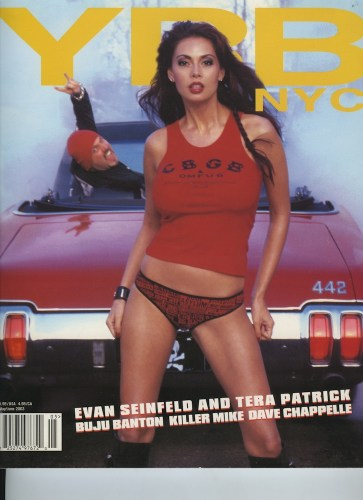May June 2003 Tera Patrick - Print Magazine Covers 1999-2018